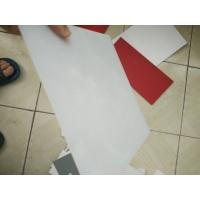 雪弗板广告丝印 pvc板 高密pvc发泡板安迪板可定制