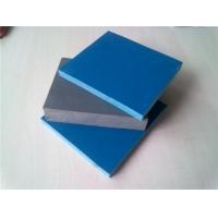 灰色pvc板聚氯乙烯板 塑料板材 PVC硬板