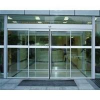 维修玻璃门地弹簧 更换玻璃门地锁