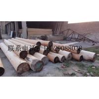 木圆柱加工