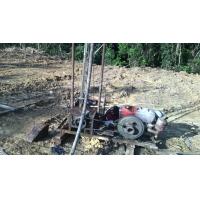 小型農用打井機 柴油機小型打井機