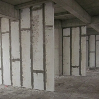 新型轻质隔墙板 防火隔音 多规格内隔墙板