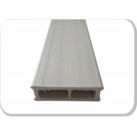 供应50*16生态木方通 室内PVC格栅条