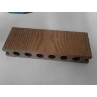 供应户外圆孔木塑防腐地板