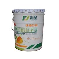 雅坚外墙专用净味干粉乳胶漆yj-318
