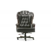 大班椅-老板椅-高端皮椅-中泰办公家具
