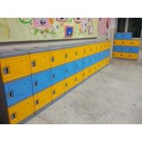 全塑料学生柜,塑料书包柜的价格与品牌