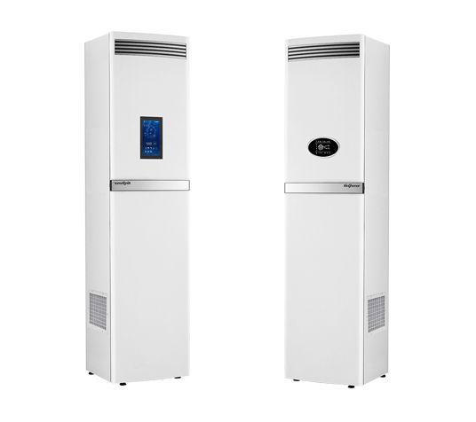 霍尔G500柜式全热交换新风系统