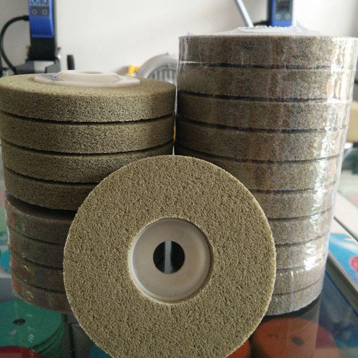树脂干抛片干磨片大理石花岗岩石材台面打磨抛光片角磨机除胶磨片