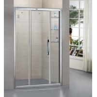 安琪诗AY-1106淋浴隔断铝合金一字型淋浴隔断代理批发
