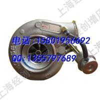 工程机械涡轮增压器
