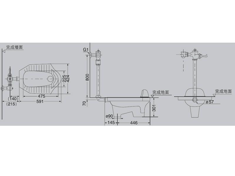 惠达卫浴价格_惠达卫浴 蹲便器 HD36 - 惠达卫浴 - 九正建材网