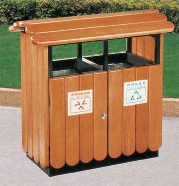 供应楚宜庭户外环卫垃圾桶、小区果皮箱