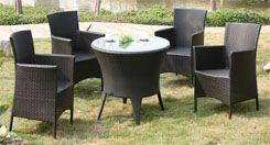 直销户外桌椅、编藤桌椅、仿藤桌椅、休闲桌椅