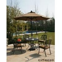 铸铝厂家直销复古铁艺桌椅、户外休闲桌椅、客厅摆放铸铝桌椅