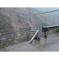 桥梁护栏|金属制梁柱式护栏|桥梁护栏施工