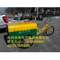 人力保洁三轮车环卫脚踏保洁车街道清扫保洁车