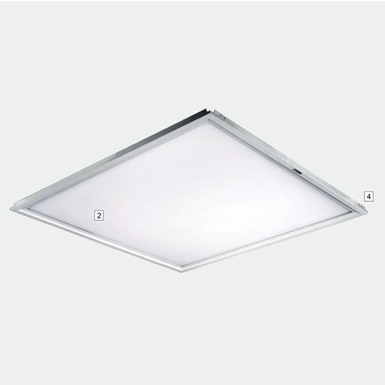 侧发光面板灯