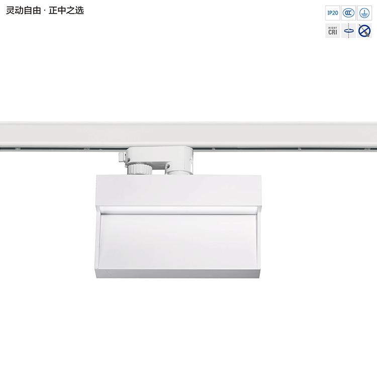 LED轨道式洗墙灯—灵正