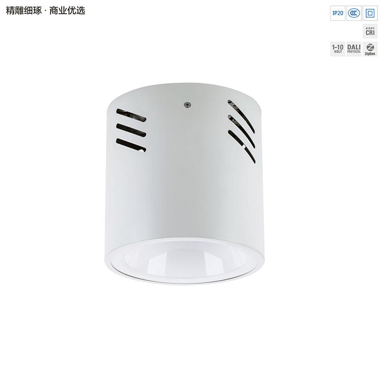 LED明装筒灯—皓明