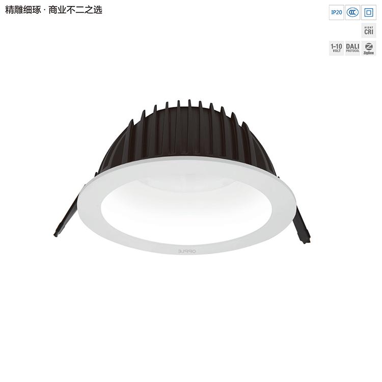LED嵌入式筒灯—皓明