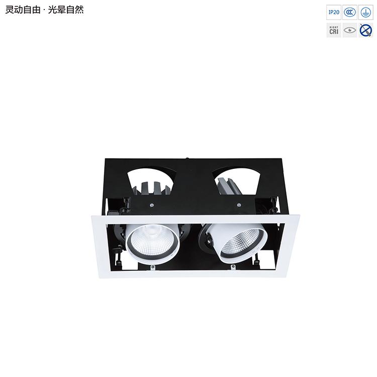 LED格栅射灯—灵束