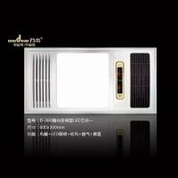 D-360雅白空調型LED五合一