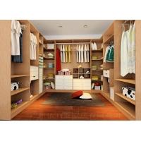 卧室家具开放式衣帽间衣柜定做找依利亚