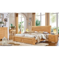 现代简约风格的依利亚定制床头柜效果图