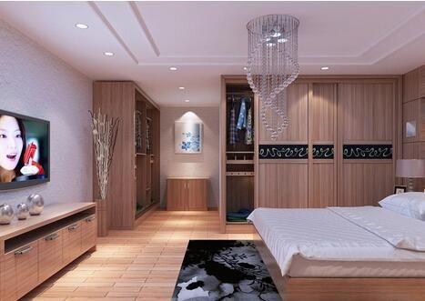 衣柜效果图-依利亚全屋定制家具