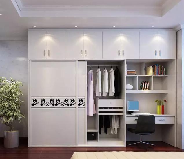 定做衣柜效果图-依利亚全屋家具定制