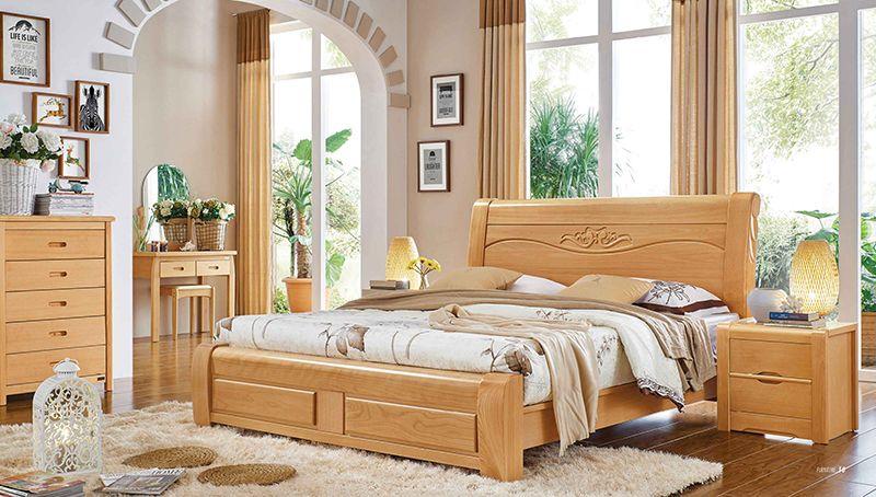 床头柜图片,床头柜装修效果图-依利亚