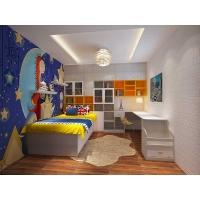 儿童房装修风格效果图-依利亚