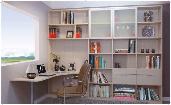 书柜尺寸,书柜价格,书柜图片,书柜效果图-依利亚