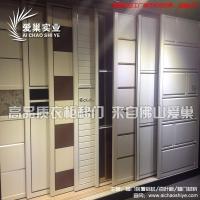 高品质包覆移门、衣柜移门、整体衣柜同色边框