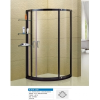 佛山爱尔美淋浴房  304不锈钢淋浴房屏风