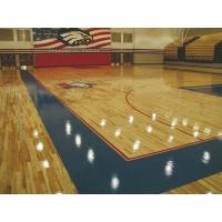 专业篮球馆舞台运动木地板