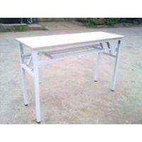 折叠会议桌折叠培训桌折叠辅导桌折叠学习桌
