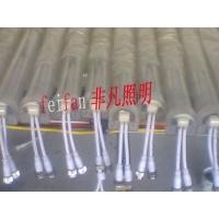 led铝材护栏管6段8段16段内控外控七彩单色数码管led线
