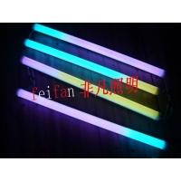 LED数码管108珠led护栏管真六段内控外控单色七彩轮廓广