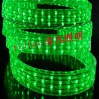 LED扁三线灯带丨72珠LED扁三线灯带丨全彩LED扁三线灯