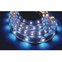 高亮LED贴片5050灯带60珠 暖白光 高压220V 三晶