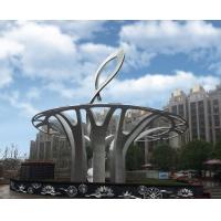 供应广场不锈钢雕塑/抽象雕塑/广东雕塑