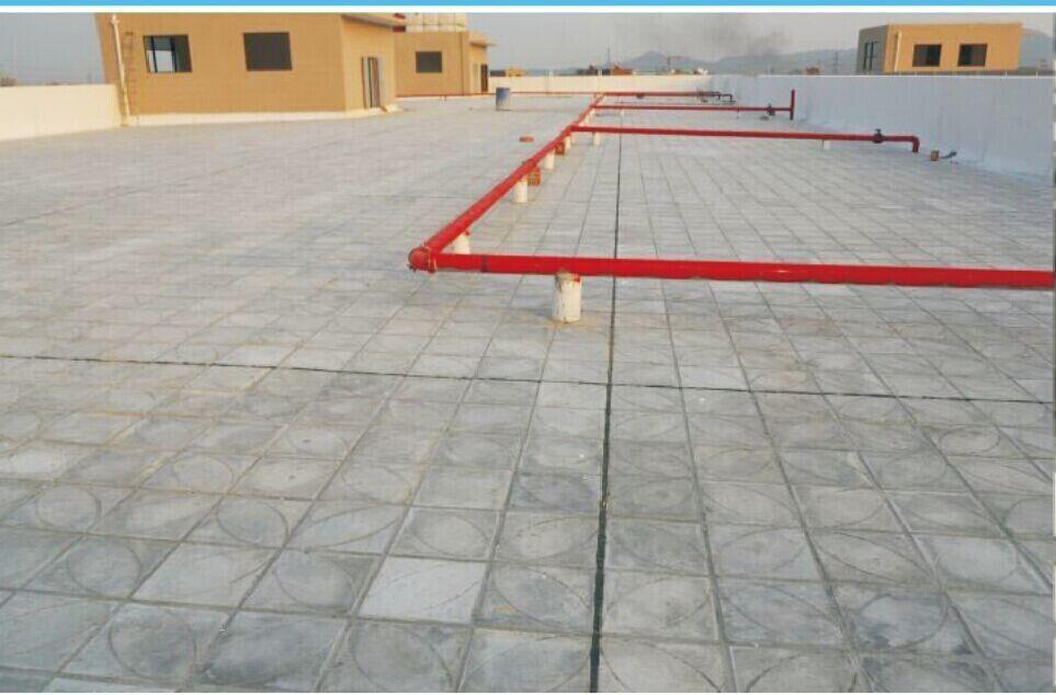 cxp倒置式屋面保温板(屋顶隔热砖)图片