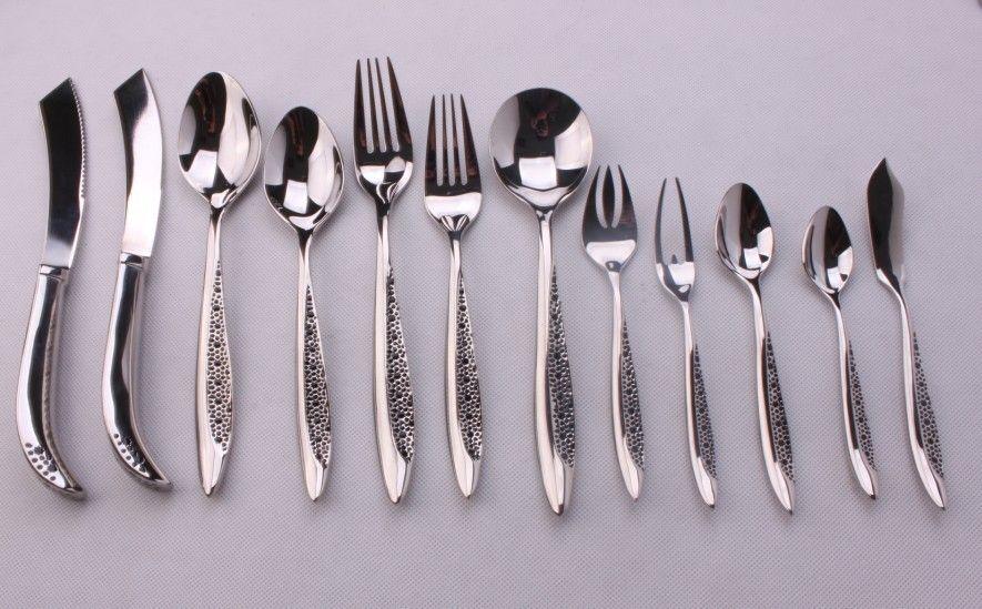 不锈钢餐具 不锈钢西餐刀叉 酒店用品刀叉勺