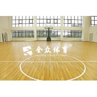 全众体育篮球场塑胶运动地板