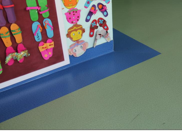 出售幼儿园室内拼图卷材地胶