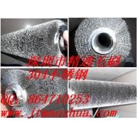 钢丝毛刷辊、抛光毛刷辊、除锈毛刷辊、磨料丝毛刷辊