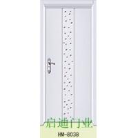 原生态浮雕免漆套装门