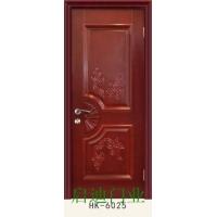 耐洗耐磨钢木复合门